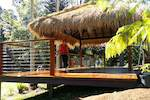 Custom Bali huts and decks designed to complement your lifestyle